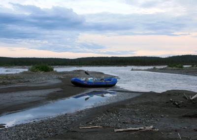 Copper River, Rafting, Alaska