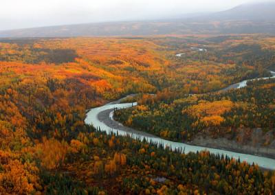 Tonsina River Alaska